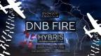 Dnb Fire w/ Hybris (USA) @ Cross
