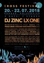 CROSS FESTIVAL - SPACEBASE - PRAGUE