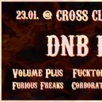 DNB FIRE w/ Zombie Syndicate Events & NU DISCO HOUSE