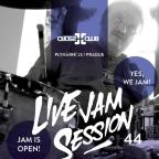 LIVE JAM SESSION #44 & DNB FIRE