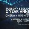 TUESDAY SESSION & TECHNO STAGE