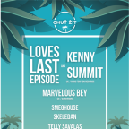CHUŤ ŽÍT  w/ KENNY SUMMIT (US) & DNB STAGE
