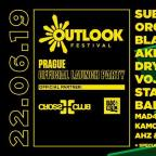 OUTLOOK FESTIVAL PRAGUE WARM-UP