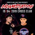 DRUMSTATION 19.4.2019 EGO TRIPPIN / AC MC/ SCOUNDREL/ MATZET