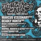 JUNGLIST CALL w/ MARCUS VISIONARY (CA) & DEADLY HUNTA (UK)