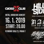 HC NIGHT & CESTOVATELSKÝ STAND-UP AFTERPARTY