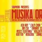 "SOUPHERB RECORDS presents ""MUSIKA ORGANIKA"""