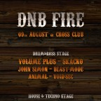DNB FIRE & HOUSE and TECHNO STAGE