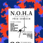 CROSS SQUARE w/ N.O.H.A. live & THE SOCIAL IN PRAGUE & DEEP BEAT AVANTGARDE
