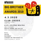 BIG BROTHER AWARDS 2019 & INSECT ELEKTRIKA INVITES