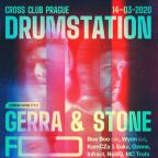 DRUMSTATION w/ FD + GERRA & STONE (UK)