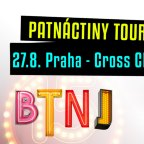 PATNÁCTINY TOUR & VOLUME PLUS INVITES