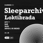 AIRCROSS w/ SLEEPARCHIVE (DE) & DRUMSTATION w/ KONTRABAND AUDIO (UK) TAKEOVER