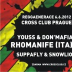REGGAENERACE with YOUSS (FR/ALG) & RHOMANIFE (ITA)