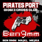 PIRATES PORT with BEN 9MM (UK)