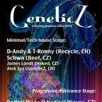 GENETICS minimal tech house progresive program