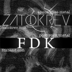 POST ROCK METAL with FDK & Zatokrev vs. ELECTRO BÁL