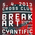 5.4.2013 DO CROSSU ZAVÍTÁ CYANTIFIC (UK)