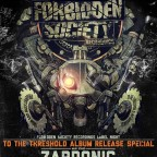 FORBIDDEN SOCIETY RECORDINGS LABEL NIGHT with ZARDONIC (CHIL