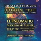 DEORBITAL NIGHT with LA PNEUMATIQ & MIKKIM LIVE
