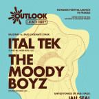 OUTLOOK WARMUP IN PRAGUE with THE MOODY BOYZ (UK) & ITAL TEK (UK)