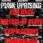 PUNK UPRISING & DNB STAGE