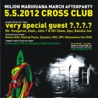 MILLION MARIHUANA MARCH AFTERPARTY with N.O.H.A.