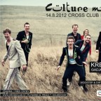 CULTURE MOVE with KREMA KAWA (BEL) & GADJO.CZ & DUBSTBLOG DJS