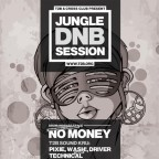 JUNGLE DNB SESSION with T2B Crew & No Money
