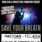 STREET PUNK with Save Your Breath (UK)
